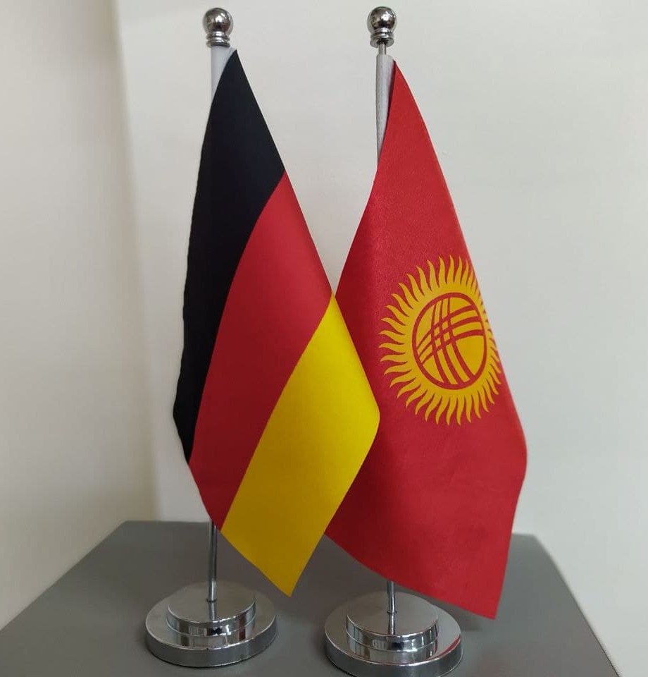 Green Central Asia on agenda of bilateral meeting of representatives of MFAs of Kyrgyzstan and Germany