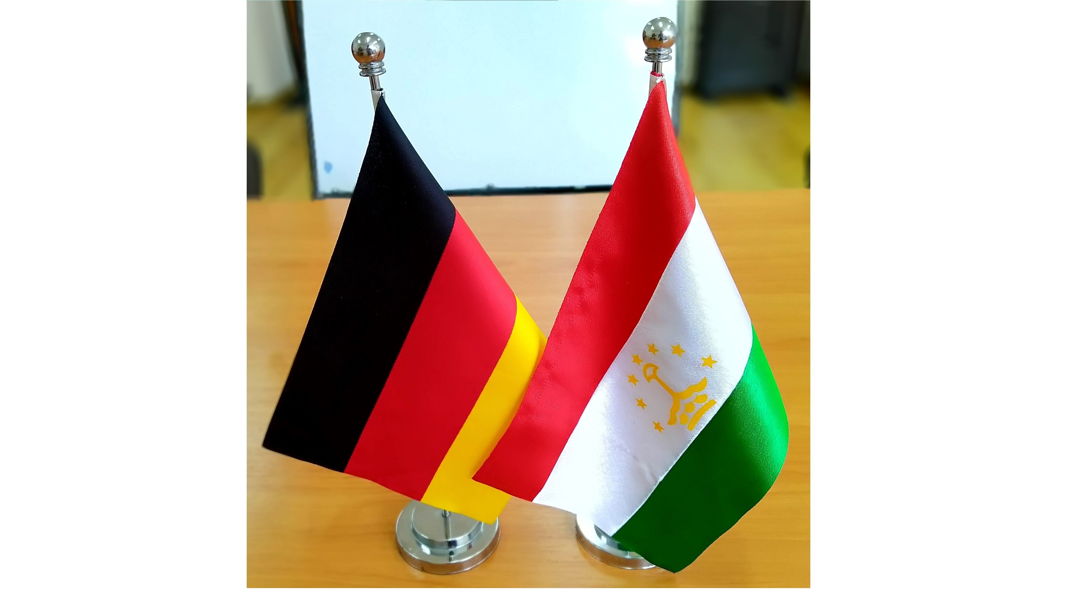 Tajikistan and Germany Discuss Green Central Asia Initiative