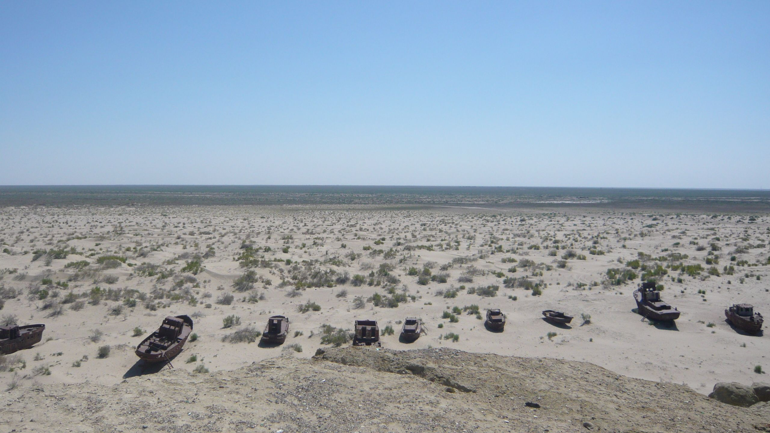 German Experts on the UN Resolution Declaring the Aral Sea Region a Zone of Environmental Innovation and Technology